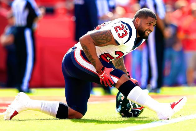 Arian Foster Injury: Updates on Texans RB's Hamstring