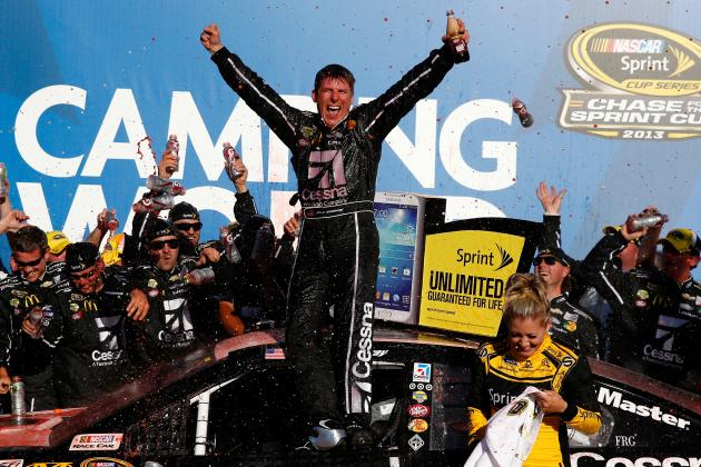 Camping World RV Sales 500 2013 Results: Leaders, Updated Sprint Cup Standings