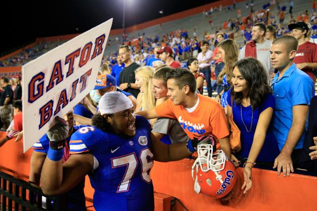Florida Football: The Gators' Road to the 2013 BCS
