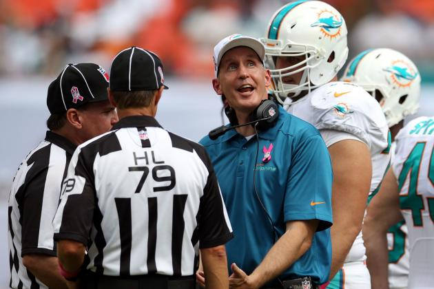 Miami Dolphins Must Clean House If They Miss the Playoffs
