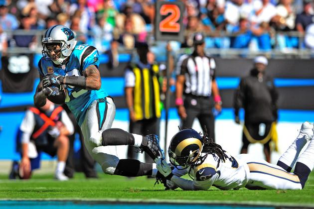 Steve Smith Calls out Janoris Jenkins Following Panthers' Win over Rams