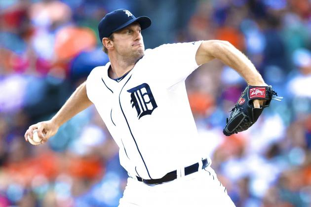 Should Tigers Give Max Scherzer Big Extension to Keep Title Window Open?