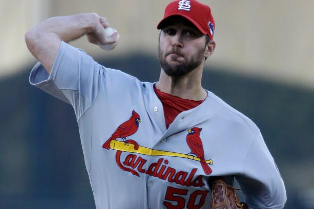 As Expected, the Cardinals Will Go with Adam Wainwright in Game 1 of WS