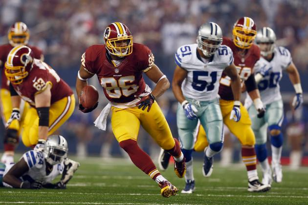 Jordan Reed's Instant Fantasy Reaction After Week 7
