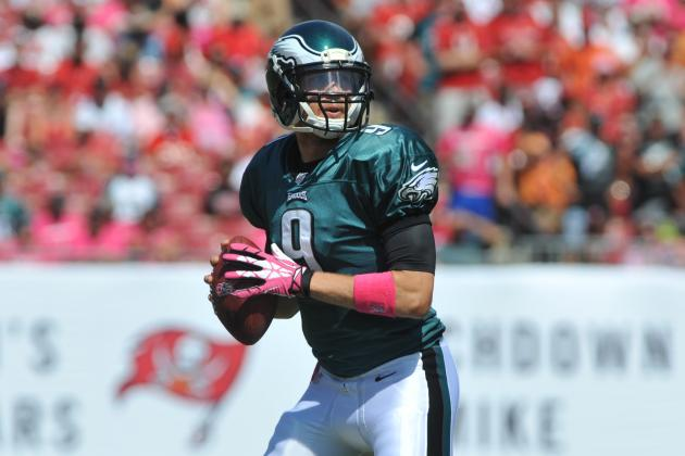 Nick Foles Injury Provides Opportunity for Eagles to Name Full-Time Starter