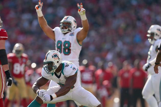 Miami Dolphins' Defense Limits Buffalo Bills' Drives, but Its Not Enough