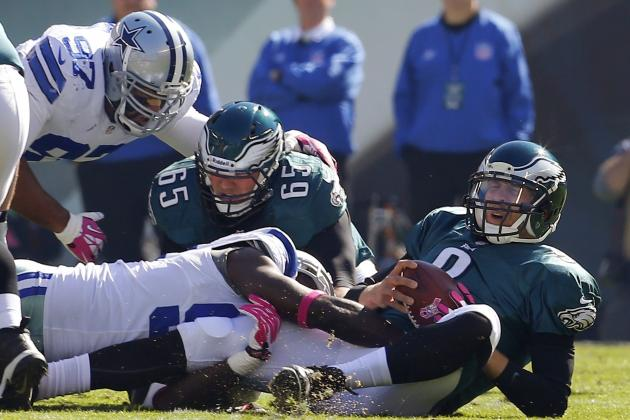 Philadelphia Eagles: 5 Observations from Week 7 Loss Against Dallas Cowboys