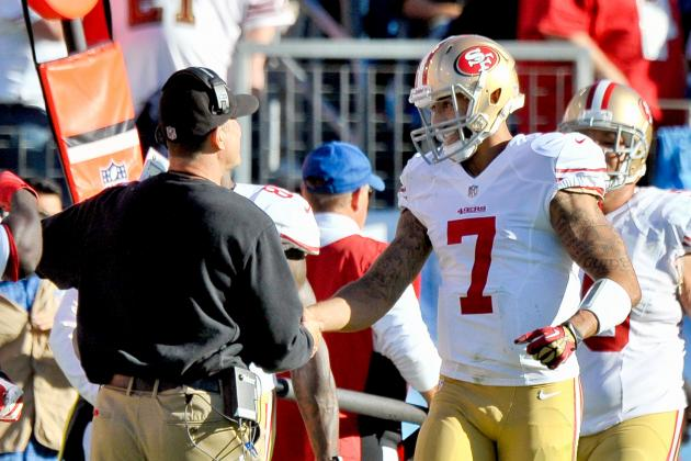 49ers vs. Titans: Live Grades and Analysis or San Francisco