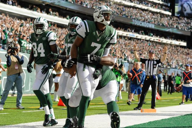 Geno Smith, Jets Rally to Stun Patriots in OT