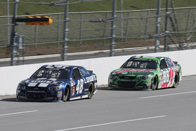 Dale Earnhardt Jr. Frustrated with Another Near-Miss at Talladega