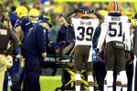 Jermichael Finley in ICU at Hospital After Neck Injury