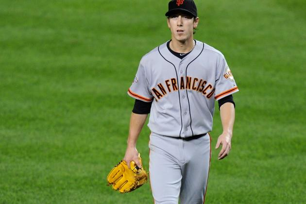 Lincecum Declined Giants Offer but Is Said to Prefer a Short Deal