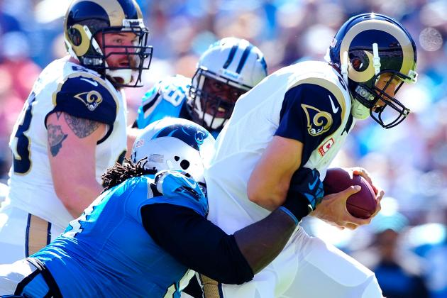 Rams Lose Composure in 30-15 Loss to Panthers