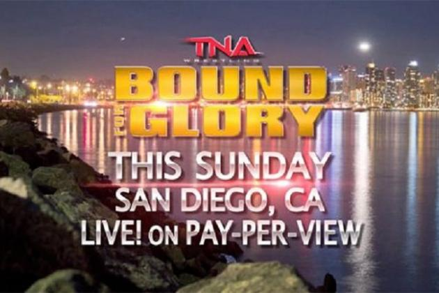TNA Bound for Glory 2013 Results: Winners, Twitter Reaction and Highlights