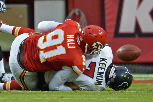 Texans vs. Chiefs: Takeaways from Kansas City's 17-16 Win over Houston