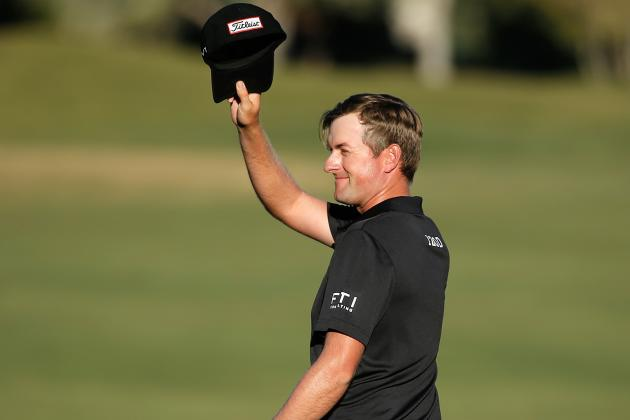 Webb Simpson Wins in Las Vegas