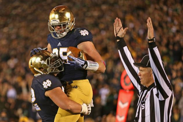 Notre Dame Football: Irish's Road to the 2013 BCS