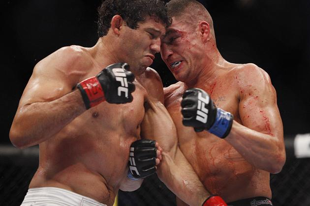 Gilbert Melendez vs. Diego Sanchez Needs to Headline an Event at Some Point