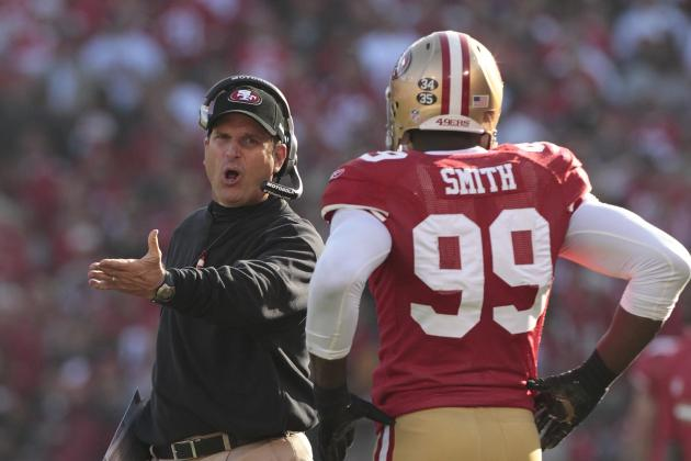 Source: 49ers Could Meet with Smith During Bye Week