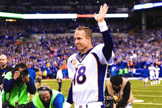 Twitter Reacts to Peyton Manning's Return to Indianapolis