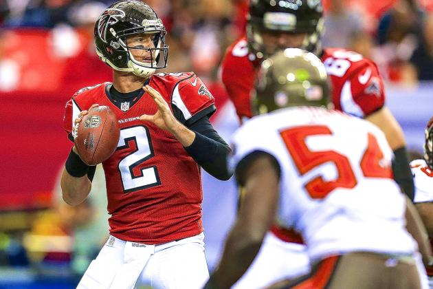 Is It Too Little, Too Late for Resurgent Matt Ryan, Atlanta Falcons Offense?