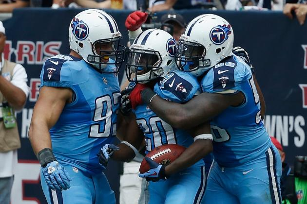 For First Time, Titans' D Has No Answers
