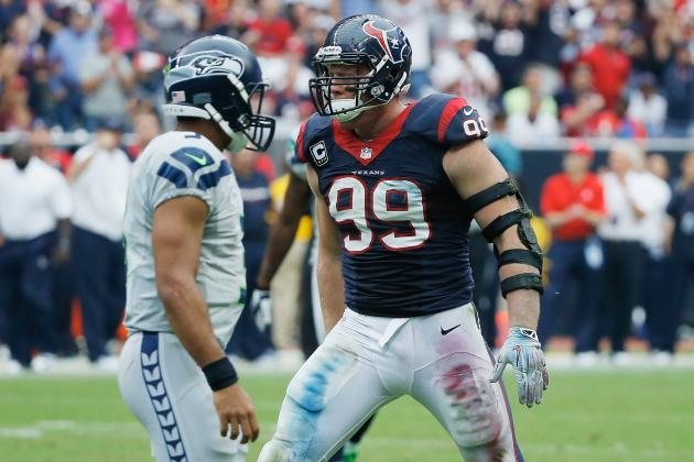 Fantasy Football: Don't Give Up on the Houston Texans' Defense
