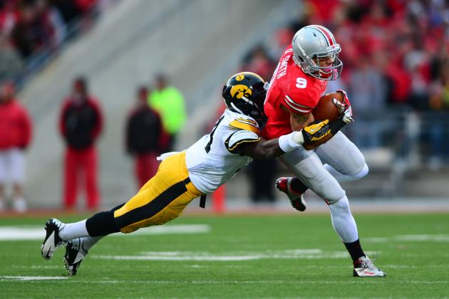 BCS Standings 2013: Ohio State Needs More Help from Nebraska Than from Michigan