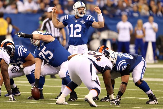 Broncos vs. Colts: Live Grades and Analysis for Indianapolis