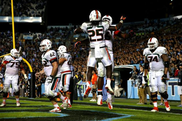 Miami Football: Hurricanes' Road to the 2013 BCS