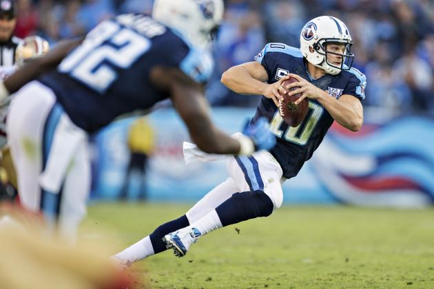Jake Locker's Strong Return Proves Tennessee Titans Still Have Shot at Division