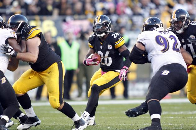 Le'Veon Bell Gives Steelers Offensive Element They've Lacked so Far in 2013