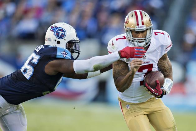 Full Highlights: 49ers vs. Titans