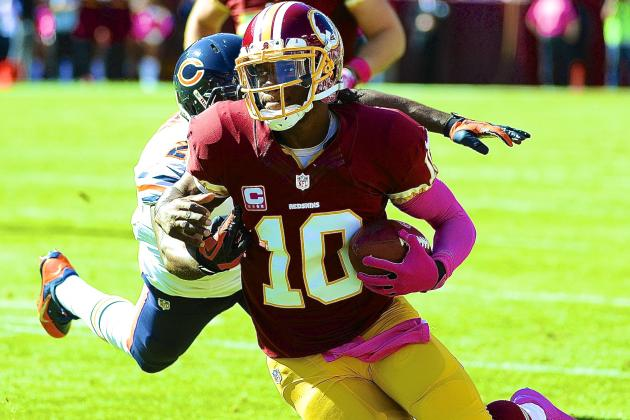 RGIII, Reinvigorated Offense Has What It Takes to Keep Redskins in Playoff Hunt