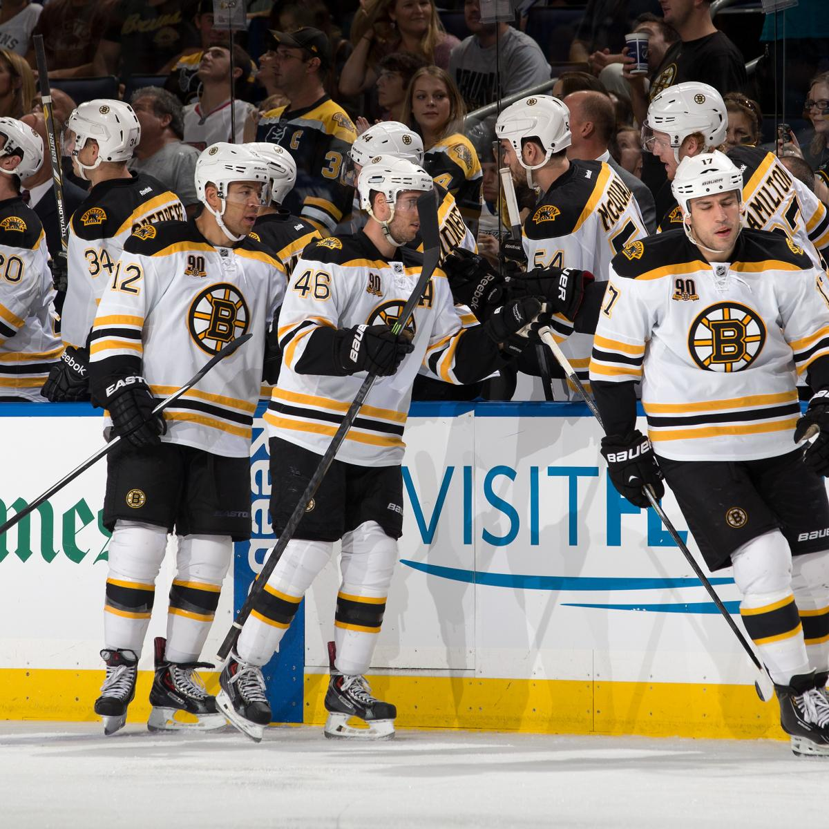 Early 2013-14 Grades for Each Boston Bruins Line ...Bruins Bleacher Report