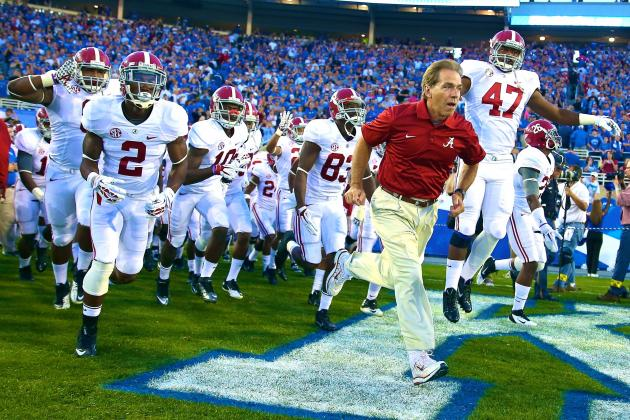 Alabama Football: Crimson Tide's Road to the 2013 BCS