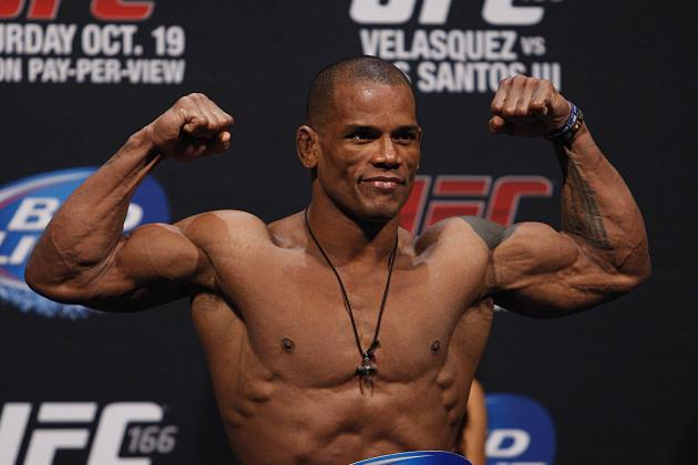 Is Hector Lombard a Legitimate Threat to Georges St-Pierre?