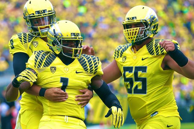 Oregon Football: Ducks' Road to the 2013 BCS