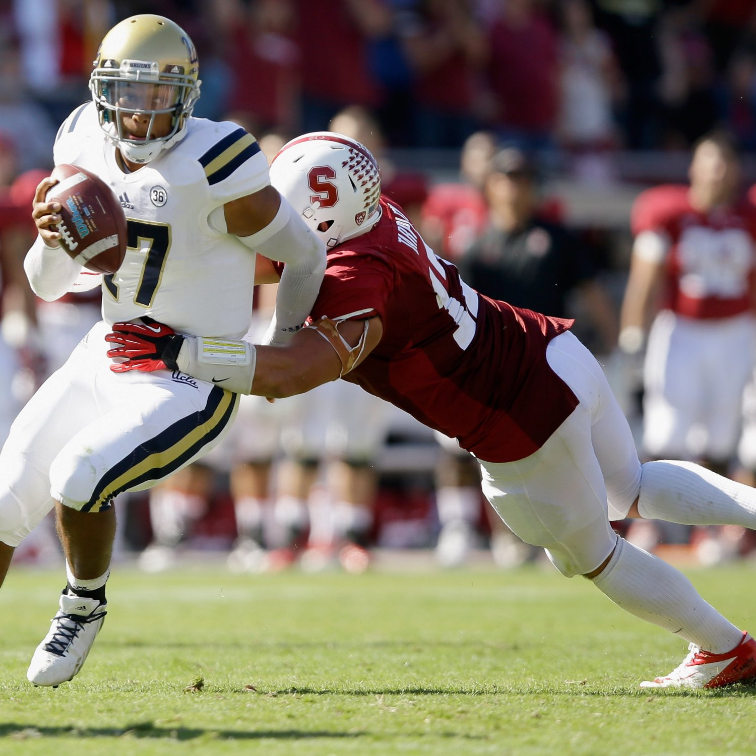 College Football Rankings 2013: BCS Teams That Will Lose ...