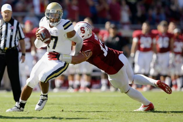 College Football Rankings 2013: BCS Teams That Will Lose in Week 9