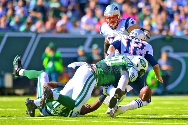 Injuries Aren't the Only Thing Threatening New England Patriots' Title Hopes