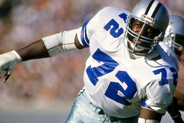 Pepsi #FanEnough Travels to Dallas, Exclusive Interview with Ed 'Too Tall' Jones