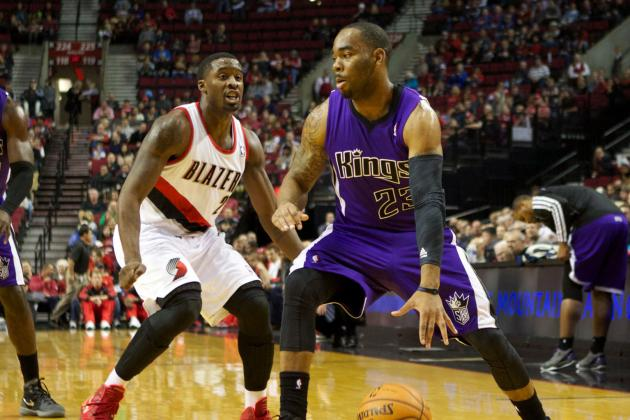Final: Blazers Fend Off Kings, 109-105