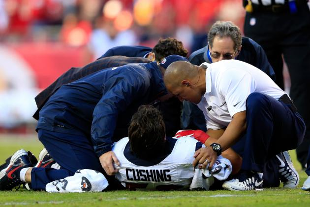 With Cushing Injury, Houston Has Texans-Sized Problems