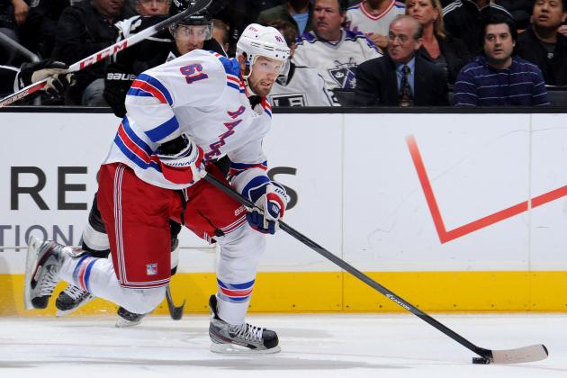 Is There a Silver Lining in New York Rangers' Injury-Filled Start in 2013-14?