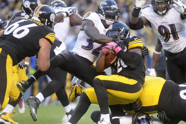 Steelers Stay Focused After Beating Rivals