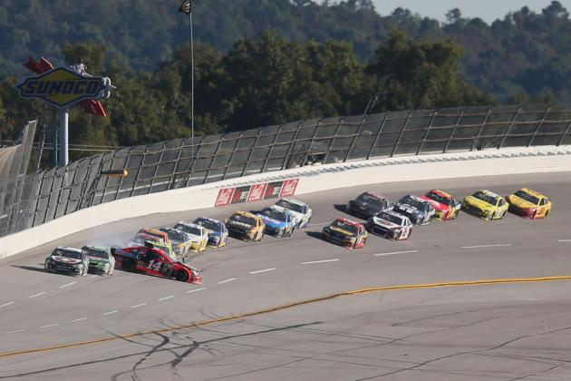 Was Playing It Safe the Right Strategy for 2013 Chase Drivers at Talladega?