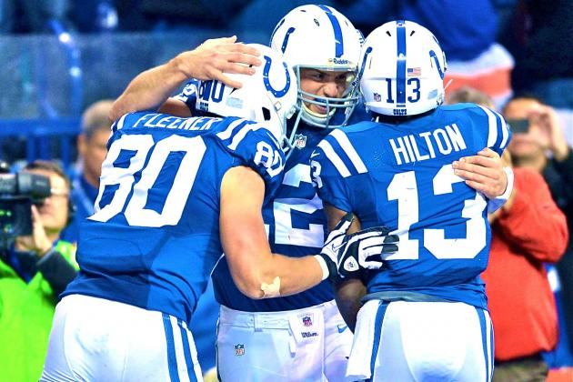 Broncos vs. Colts: Live Score, Highlights and Reaction