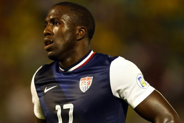 Why Jozy Altidore Will be USA's Most Important Player in 2014 World Cup
