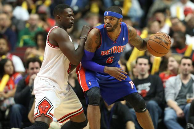 Checklist for Detroit Pistons' Josh Smith to Pay off This Season